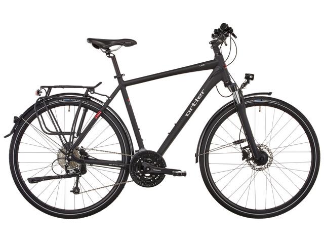 Ortler Chur Bicicletta da trekking nero